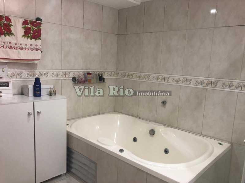 BANHEIRO 3. - Casa em Condomínio 4 quartos à venda Cascadura, Rio de Janeiro - R$ 550.000 - VCN40008 - 9