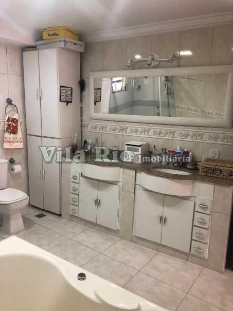 BANHEIRO 5. - Casa em Condomínio 4 quartos à venda Cascadura, Rio de Janeiro - R$ 650.000 - VCN40008 - 11