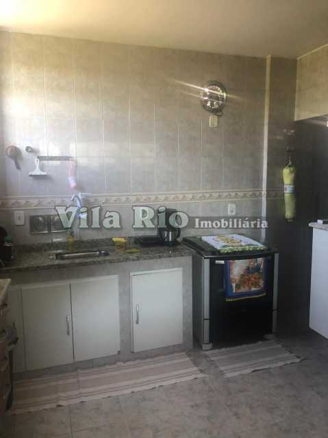 COZINHA 1. - Casa em Condomínio 4 quartos à venda Cascadura, Rio de Janeiro - R$ 650.000 - VCN40008 - 12