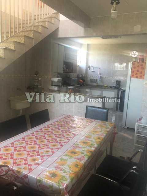 COZINHA1. - Casa em Condomínio 4 quartos à venda Cascadura, Rio de Janeiro - R$ 550.000 - VCN40008 - 15