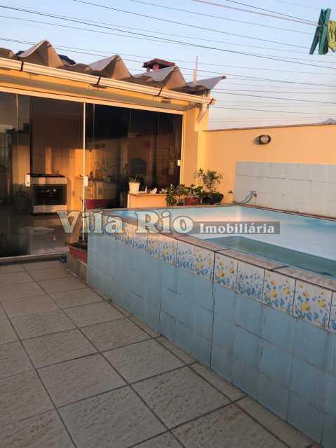PISCINA 1. - Casa em Condomínio 4 quartos à venda Cascadura, Rio de Janeiro - R$ 650.000 - VCN40008 - 18