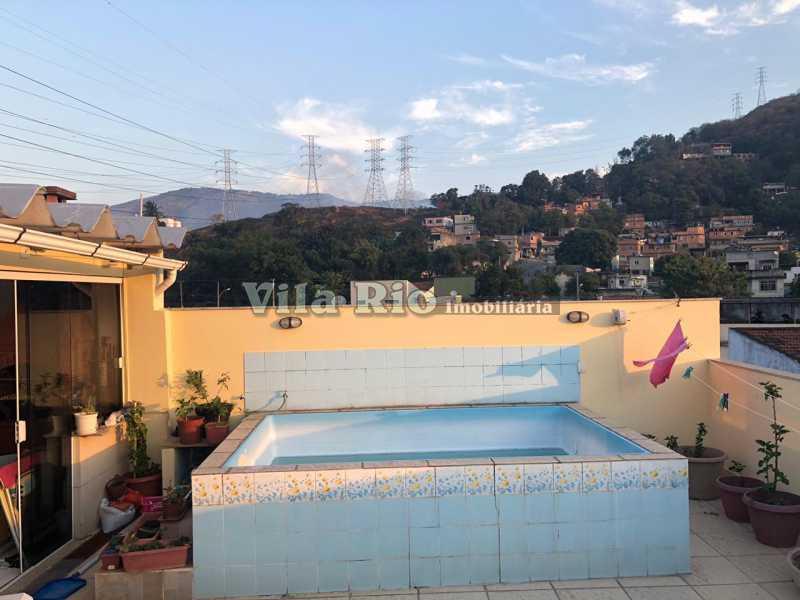 PISCINA 3. - Casa em Condomínio 4 quartos à venda Cascadura, Rio de Janeiro - R$ 650.000 - VCN40008 - 19