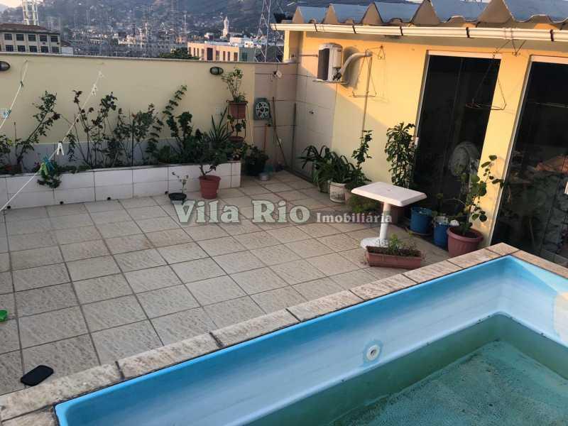 PISCINA1 2. - Casa em Condomínio 4 quartos à venda Cascadura, Rio de Janeiro - R$ 550.000 - VCN40008 - 20