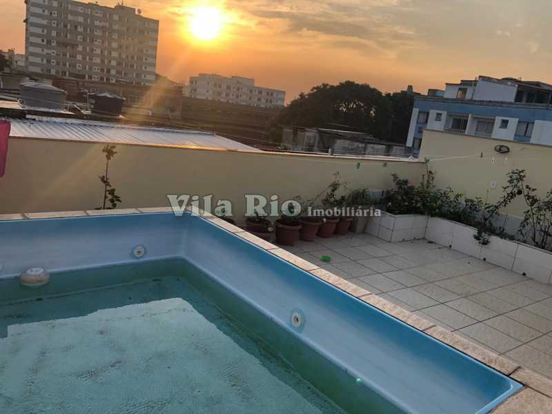 TERRAÇO 2. - Casa em Condomínio 4 quartos à venda Cascadura, Rio de Janeiro - R$ 650.000 - VCN40008 - 22