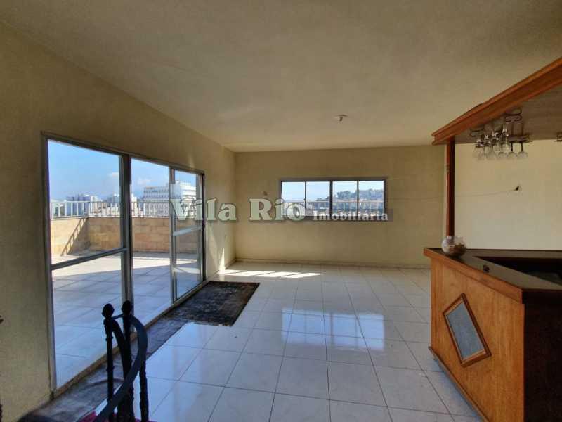 COBERTURA1. - Cobertura 3 quartos à venda Vila da Penha, Rio de Janeiro - R$ 640.000 - VCO30015 - 3