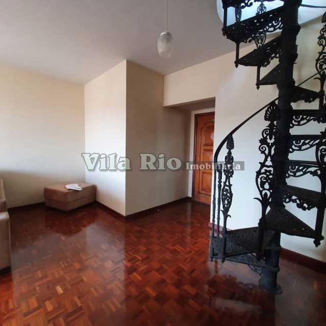 SALA - Cobertura 3 quartos à venda Vila da Penha, Rio de Janeiro - R$ 640.000 - VCO30015 - 4