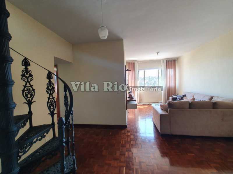 SALA1 - Cobertura 3 quartos à venda Vila da Penha, Rio de Janeiro - R$ 640.000 - VCO30015 - 5