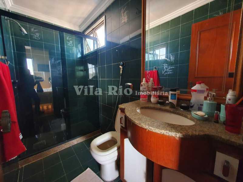 BANHEIRO 1. - Cobertura 3 quartos à venda Vila da Penha, Rio de Janeiro - R$ 640.000 - VCO30015 - 10