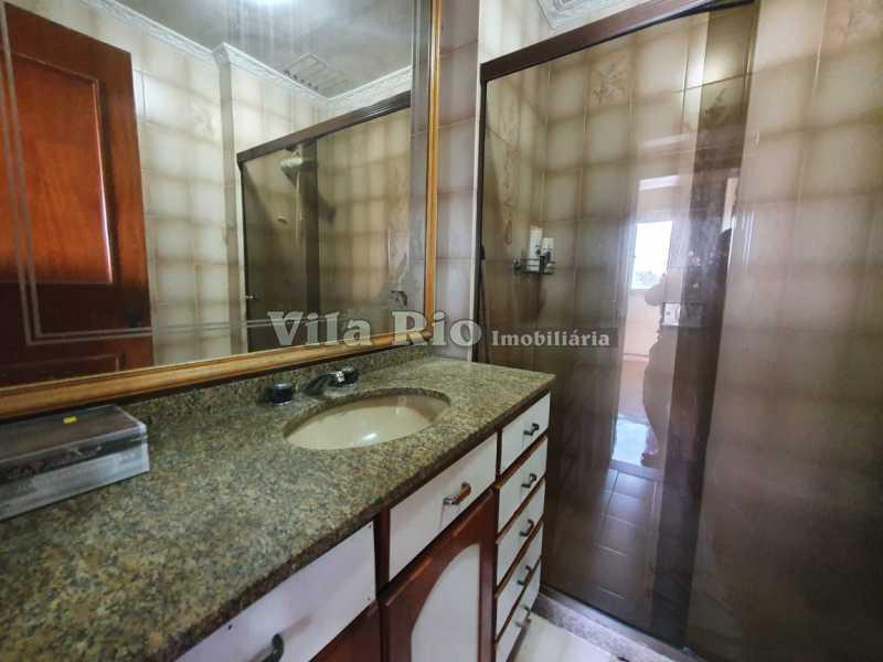 BANHEIRO 2. - Cobertura 3 quartos à venda Vila da Penha, Rio de Janeiro - R$ 640.000 - VCO30015 - 11