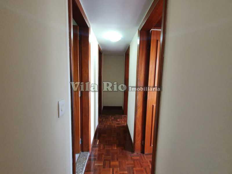 CIRCULAÇÃO. - Cobertura 3 quartos à venda Vila da Penha, Rio de Janeiro - R$ 640.000 - VCO30015 - 13