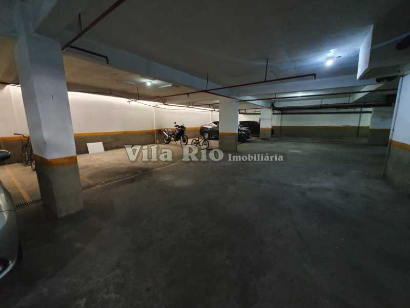 GARAGEM. - Cobertura 3 quartos à venda Vila da Penha, Rio de Janeiro - R$ 640.000 - VCO30015 - 23