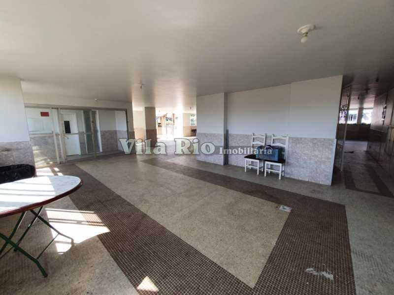 HALL. - Cobertura 3 quartos à venda Vila da Penha, Rio de Janeiro - R$ 640.000 - VCO30015 - 24
