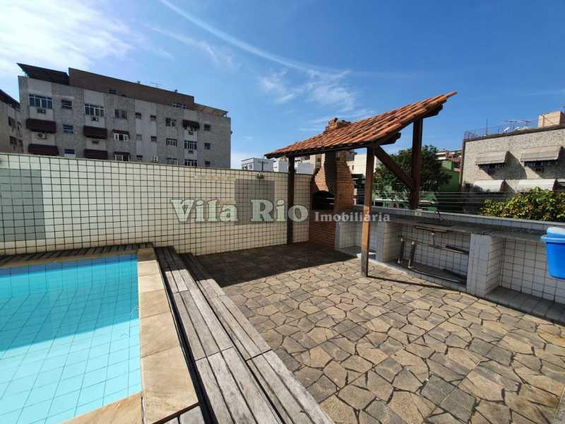 PISCINA 1. - Cobertura 3 quartos à venda Vila da Penha, Rio de Janeiro - R$ 640.000 - VCO30015 - 1