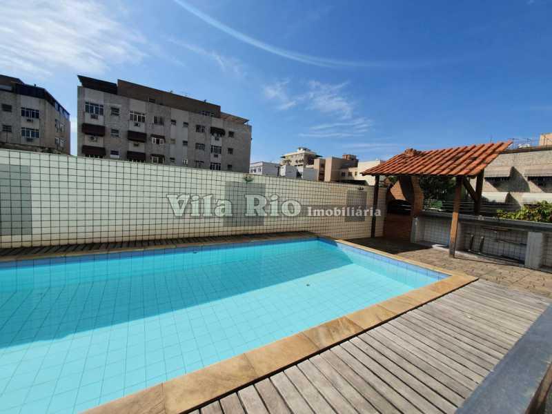 PISCINA 2. - Cobertura 3 quartos à venda Vila da Penha, Rio de Janeiro - R$ 640.000 - VCO30015 - 20
