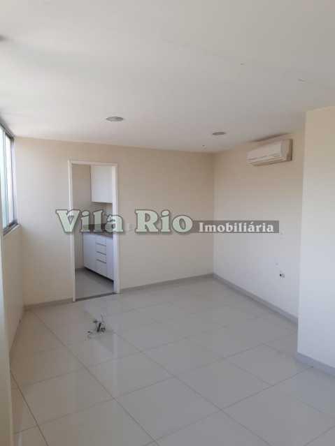 SALA 3 - Sala Comercial 74m² à venda Penha, Rio de Janeiro - R$ 280.000 - VSL00023 - 1
