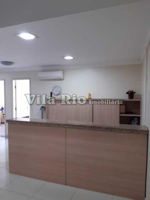 BALCÃO DA RECEPÇÃO - Sala Comercial 74m² à venda Penha, Rio de Janeiro - R$ 280.000 - VSL00023 - 6