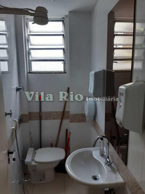 BANHEIRO 2 - Sala Comercial 74m² à venda Penha, Rio de Janeiro - R$ 280.000 - VSL00023 - 7