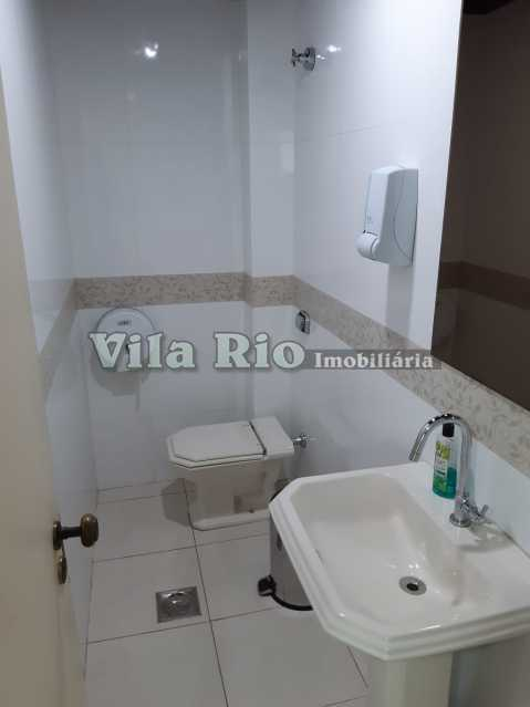 BANHEIRO - Sala Comercial 74m² à venda Penha, Rio de Janeiro - R$ 280.000 - VSL00023 - 8