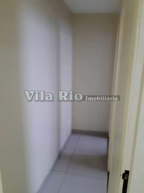 CIRCULAÇÃO INTERNA DA SALA - Sala Comercial 74m² à venda Penha, Rio de Janeiro - R$ 280.000 - VSL00023 - 10