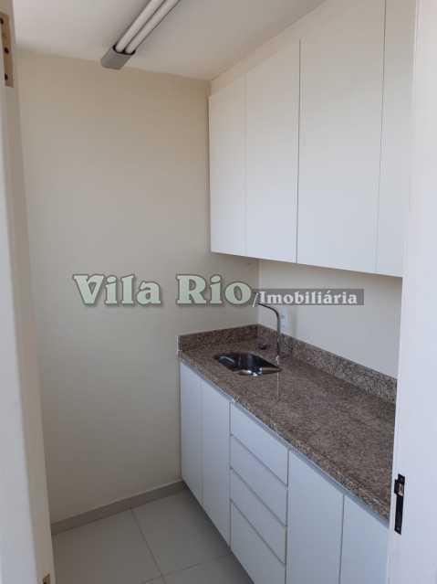 COZINHA 2 - Sala Comercial 74m² à venda Penha, Rio de Janeiro - R$ 280.000 - VSL00023 - 12