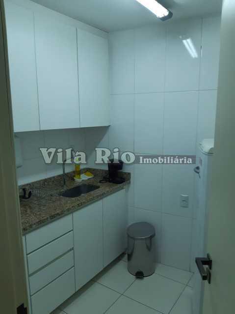 COZINHA - Sala Comercial 74m² à venda Penha, Rio de Janeiro - R$ 280.000 - VSL00023 - 13