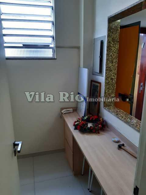 RECEPÇÃO ENTRADA - Sala Comercial 74m² à venda Penha, Rio de Janeiro - R$ 280.000 - VSL00023 - 14