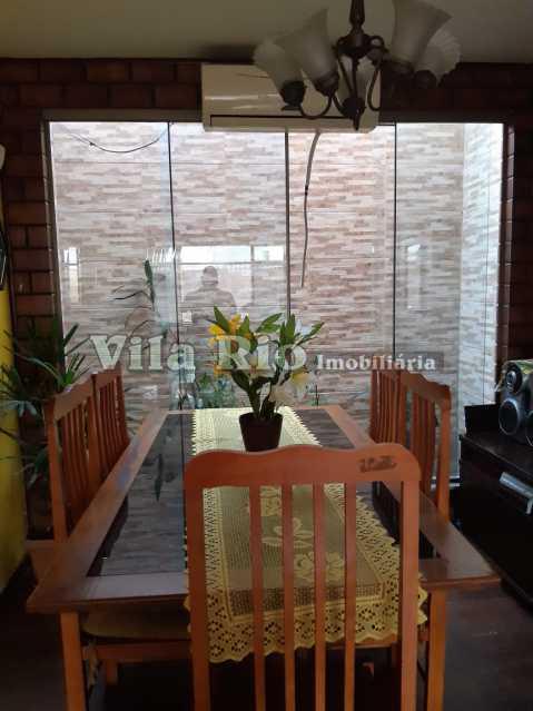 SALA 3 - Casa 3 quartos à venda Jardim América, Rio de Janeiro - R$ 520.000 - VCA30065 - 4
