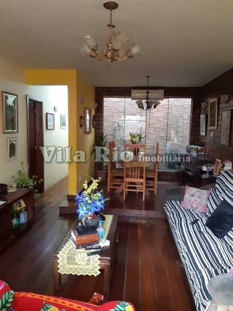 SALA 4 - Casa 3 quartos à venda Jardim América, Rio de Janeiro - R$ 520.000 - VCA30065 - 1