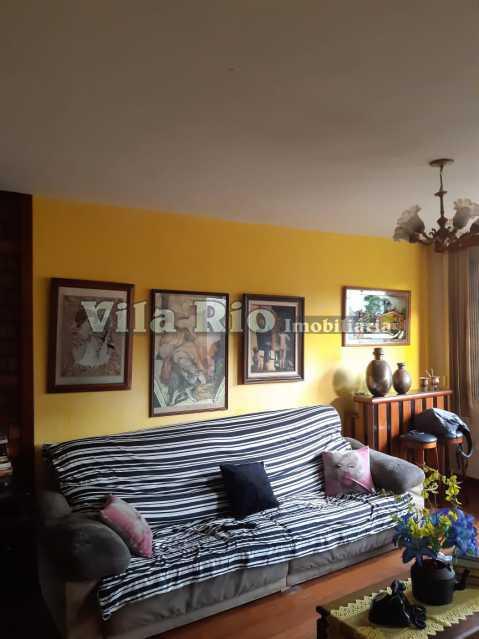 SALA 5 - Casa 3 quartos à venda Jardim América, Rio de Janeiro - R$ 520.000 - VCA30065 - 5