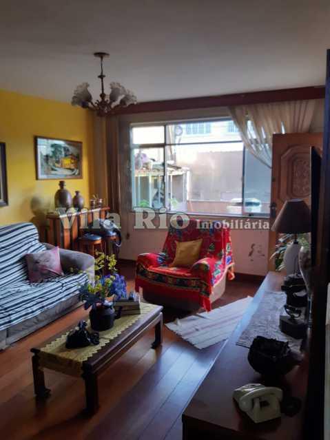 SALA 6 - Casa 3 quartos à venda Jardim América, Rio de Janeiro - R$ 520.000 - VCA30065 - 6