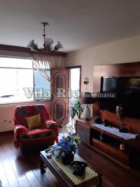 SALA - Casa 3 quartos à venda Jardim América, Rio de Janeiro - R$ 520.000 - VCA30065 - 7