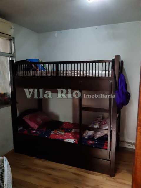 QUARTO 2 - Casa 3 quartos à venda Jardim América, Rio de Janeiro - R$ 520.000 - VCA30065 - 12