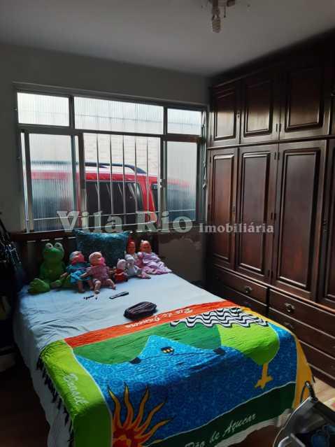 QUARTO 3 - Casa 3 quartos à venda Jardim América, Rio de Janeiro - R$ 520.000 - VCA30065 - 13