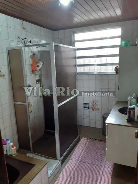 BANHEIRO 2 - Casa 3 quartos à venda Jardim América, Rio de Janeiro - R$ 520.000 - VCA30065 - 14