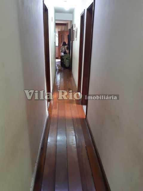 CIRCULAÇÃO - Casa 3 quartos à venda Jardim América, Rio de Janeiro - R$ 520.000 - VCA30065 - 17