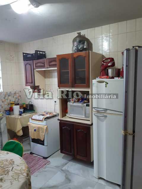 COZINHA 2 - Casa 3 quartos à venda Jardim América, Rio de Janeiro - R$ 520.000 - VCA30065 - 18