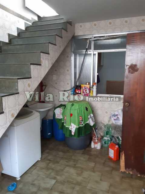 AREA DE SERVIÇO - Casa 3 quartos à venda Jardim América, Rio de Janeiro - R$ 520.000 - VCA30065 - 20