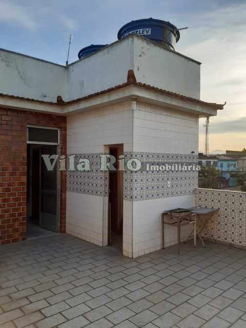 AREA EXTERNA 2º PAV 2 - Casa 3 quartos à venda Jardim América, Rio de Janeiro - R$ 520.000 - VCA30065 - 25