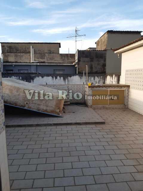 AREA EXTERNA 2º PAV - Casa 3 quartos à venda Jardim América, Rio de Janeiro - R$ 520.000 - VCA30065 - 27
