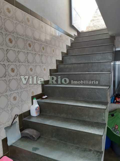 ESCADA PARA 2º PAV. - Casa 3 quartos à venda Jardim América, Rio de Janeiro - R$ 520.000 - VCA30065 - 26