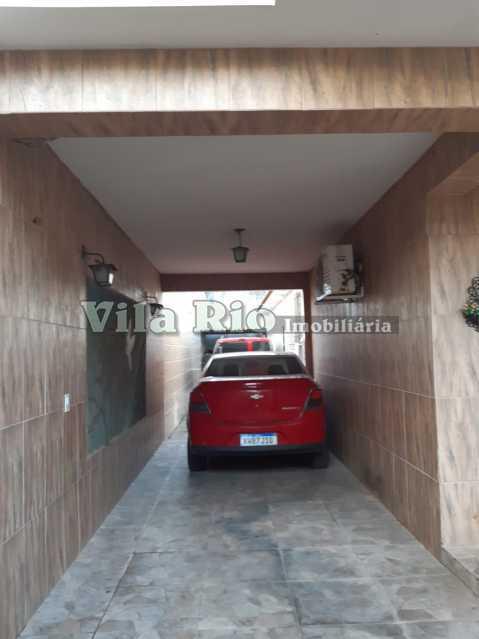GARAGEM - Casa 3 quartos à venda Jardim América, Rio de Janeiro - R$ 520.000 - VCA30065 - 30