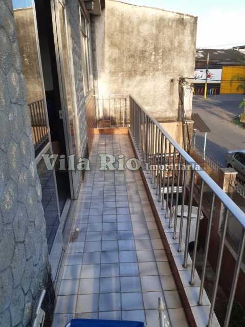 VARANDA 3 - Casa 3 quartos à venda Jardim América, Rio de Janeiro - R$ 520.000 - VCA30065 - 22