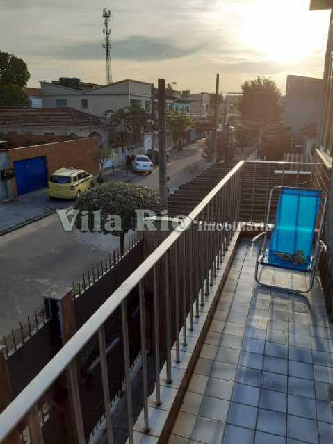 VARANDA - Casa 3 quartos à venda Jardim América, Rio de Janeiro - R$ 520.000 - VCA30065 - 23