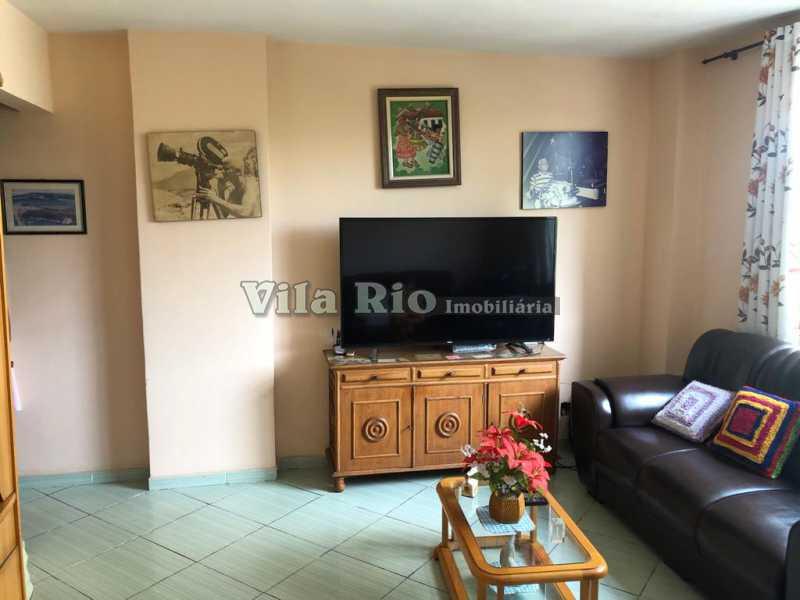 SALA 1 - Apartamento 3 quartos à venda Olaria, Rio de Janeiro - R$ 290.000 - VAP30184 - 1