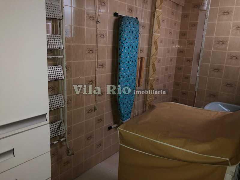 ÁREA 2 - Apartamento 3 quartos à venda Olaria, Rio de Janeiro - R$ 290.000 - VAP30184 - 28
