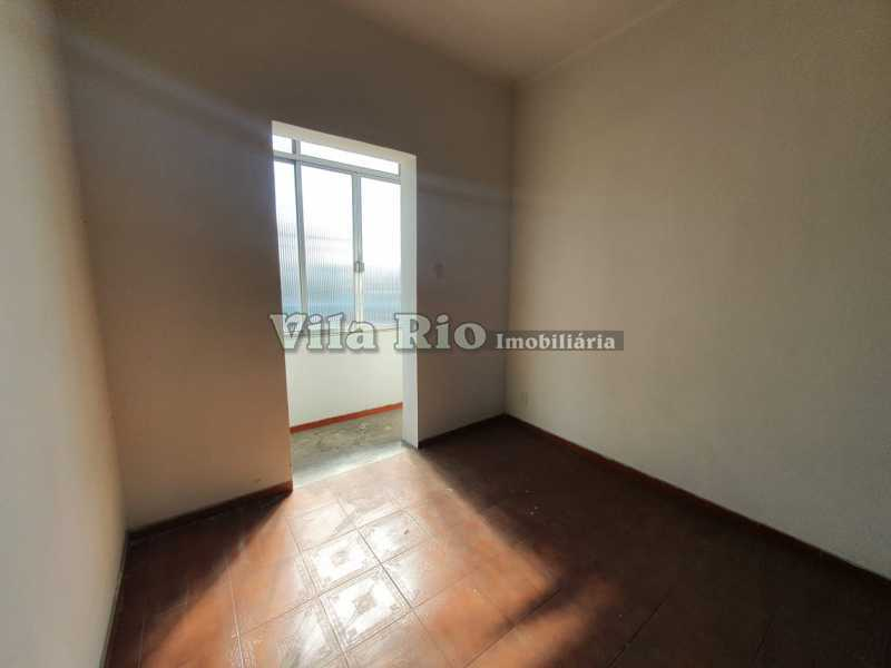 QUARTO 2. - Apartamento 2 quartos à venda Penha, Rio de Janeiro - R$ 165.000 - VAP20601 - 4