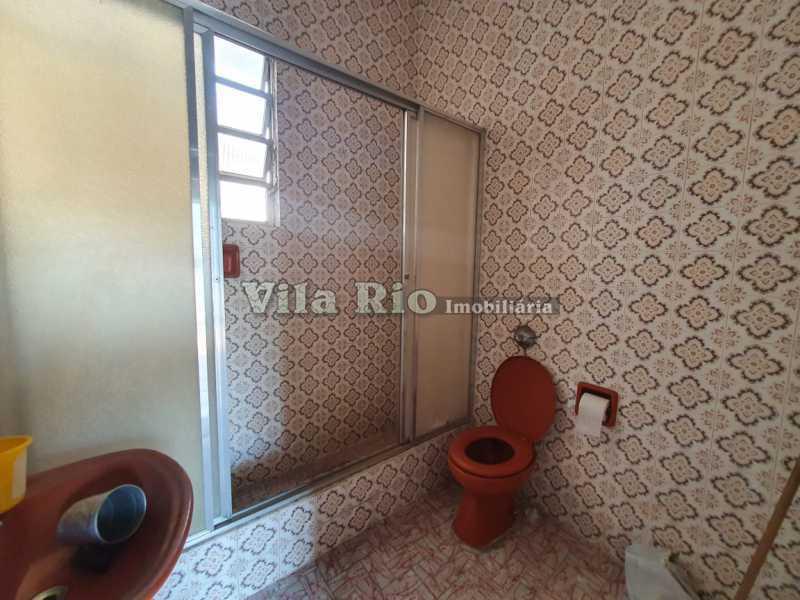 BANHEIRO. - Apartamento 2 quartos à venda Penha, Rio de Janeiro - R$ 165.000 - VAP20601 - 7