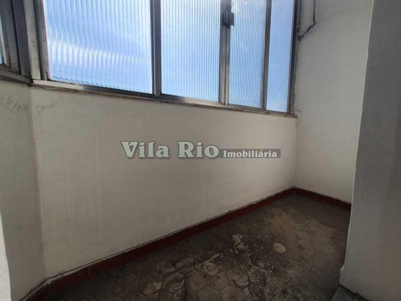 CIRCULAÇÃO. - Apartamento 2 quartos à venda Penha, Rio de Janeiro - R$ 165.000 - VAP20601 - 8