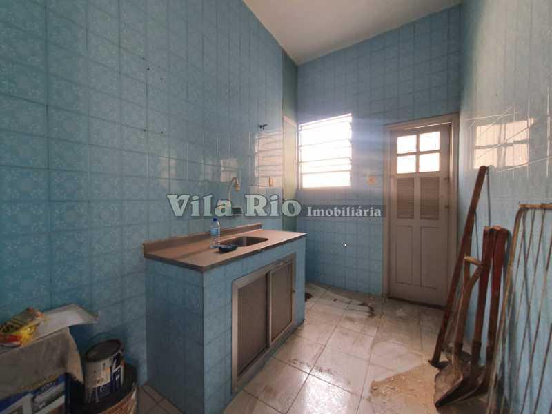 COZINHA 1. - Apartamento 2 quartos à venda Penha, Rio de Janeiro - R$ 165.000 - VAP20601 - 9