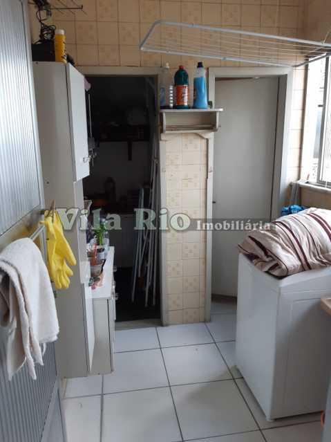 AREA DE SERVIÇO - Apartamento 2 quartos à venda Penha, Rio de Janeiro - R$ 200.000 - VAP20603 - 13